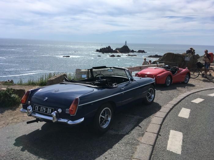Rallye touristique des Iles Anglo Normandes du 10 juin au 13 juin 2021