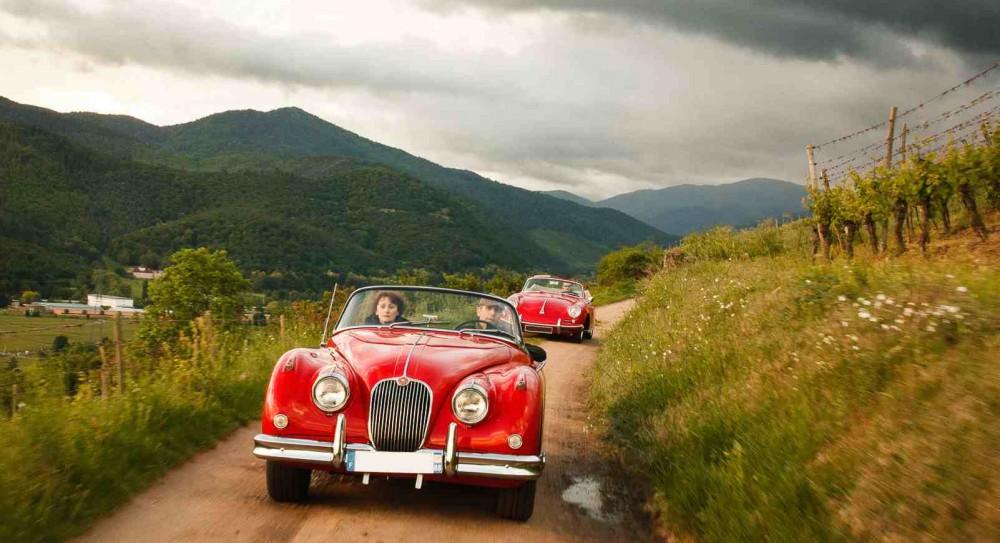 Rallye and historic motors - accueil