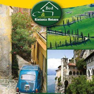Les 40 plus belles route d'italie
