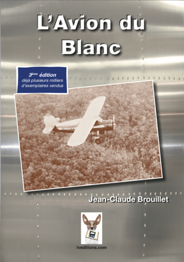 L'avion du Blanc