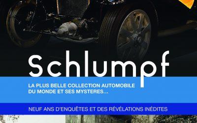 """""""Schlumpf, la plus belle collection automobile du monde et ses mystères…"""" un livre passionnant et détonnant"""