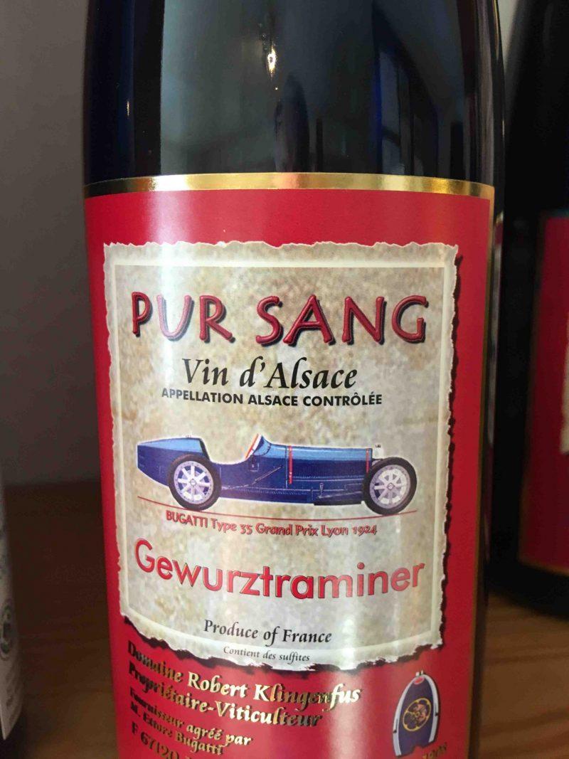 La route des Vins d'Alsace roadtrip dégustation
