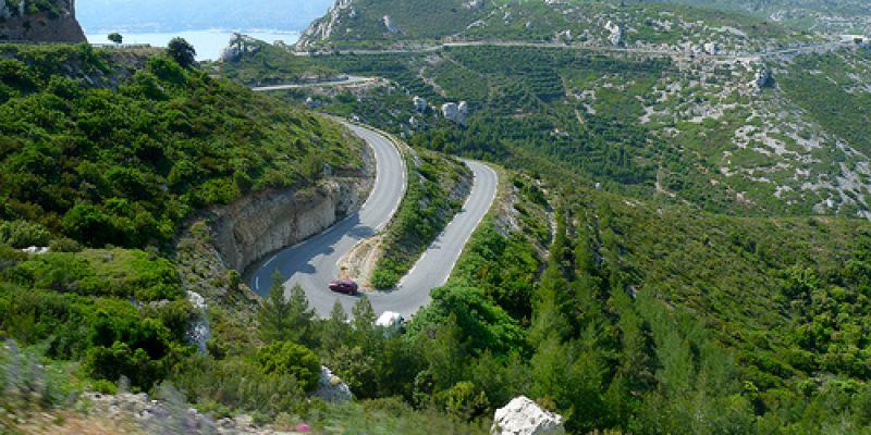 La route des Crêtes des Vosges roadtrip en voiture de collection