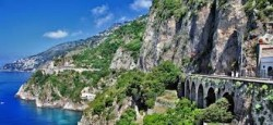 Italie la côte Amalfitaine