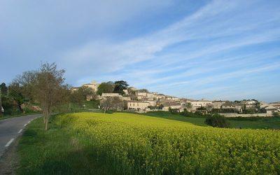 France : La route de Murs, un parfum de Provence