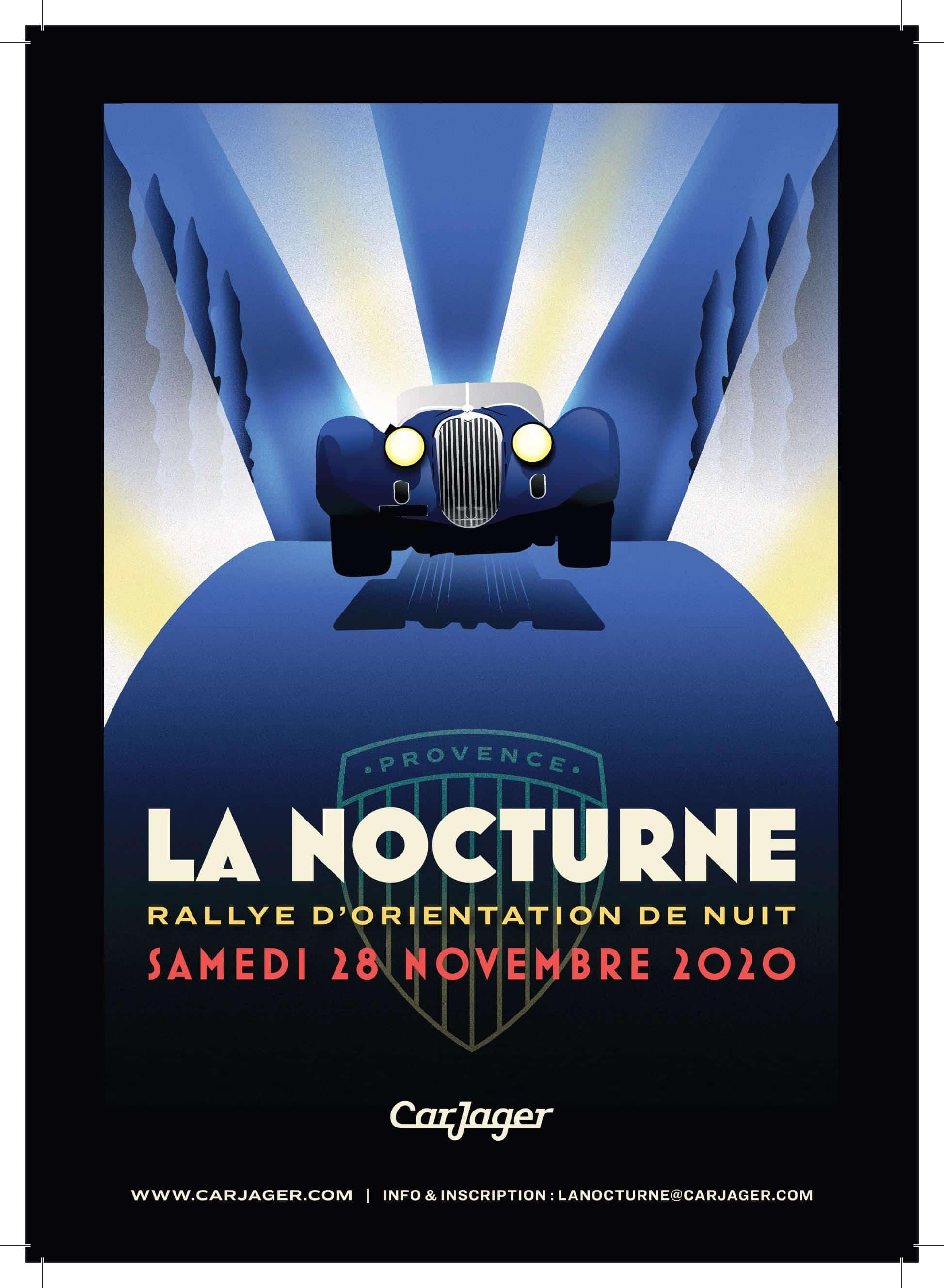 La nocturne by Carjager