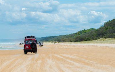 Australie, Nouvelle Zélande, USA, France : Les routes de sable… l'aventure mécanique et touristique
