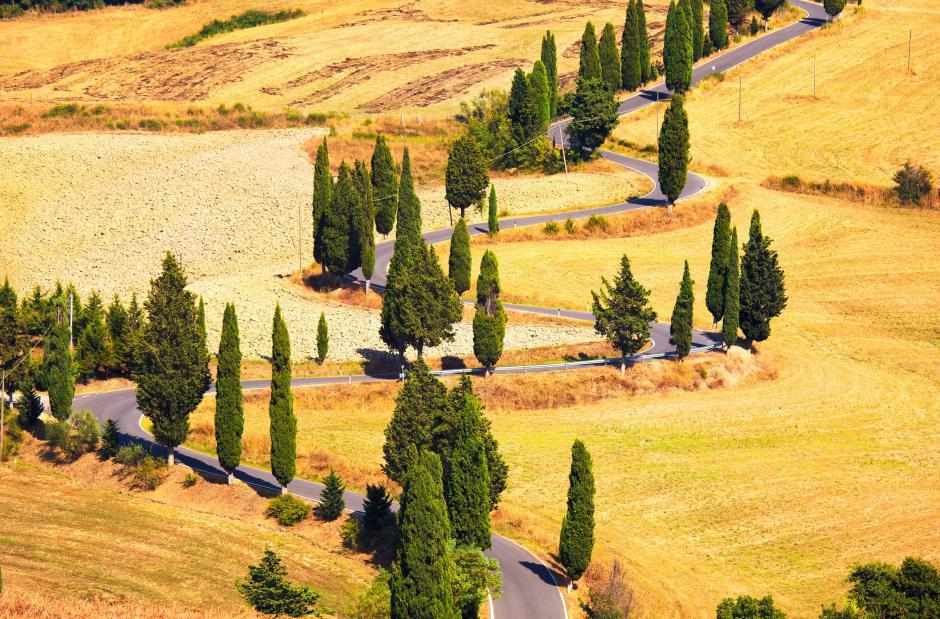 Italie : La Route des Mille Miglia