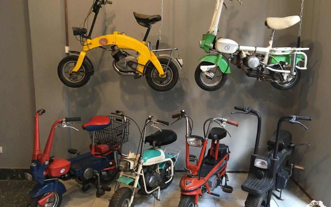 Espagne : visite du musée Auto Moto de Barcelone
