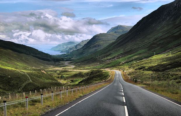 Ecosse : La NC500 (North Coast 500)…la route royale