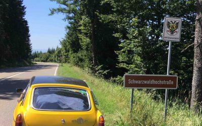 Allemagne : La « Schwarzwaldhochstrasse », la Route des crêtes de la Forêt-Noire