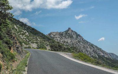 France : la route des châteaux des pays Cathares