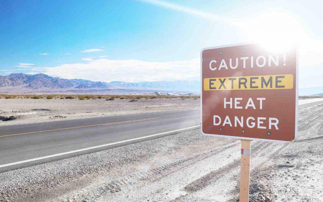 Etats Unis la route de l'ouest : La Vallée de la Mort épisode1
