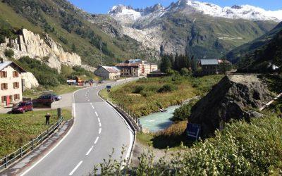 Suisse : Le Col du Grimsel… un voyage dans le temps.