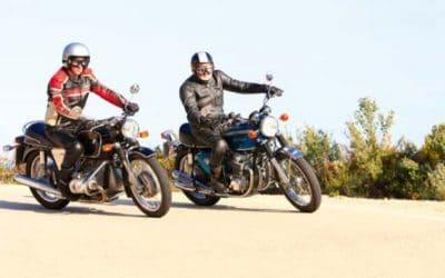 Une conciergerie et des services moto de collection (2 roues) pour Paris et Région Parisienne